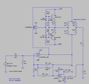 classAA-3421回路図